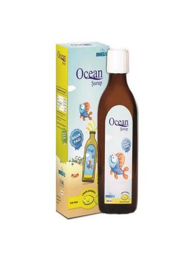 Ocean Ocean Şurup 150ml Limon Aromalı Renksiz